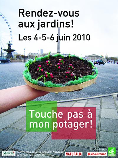 Affiche rendez vous aux jardins portfolio de johanna for Rendez vous des jardins